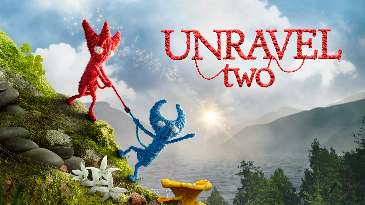 Unravel Two [Nintendo Switch Digital Download]