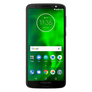 32GB Motorola Moto G6 Unlocked Smartphone (Open Box)