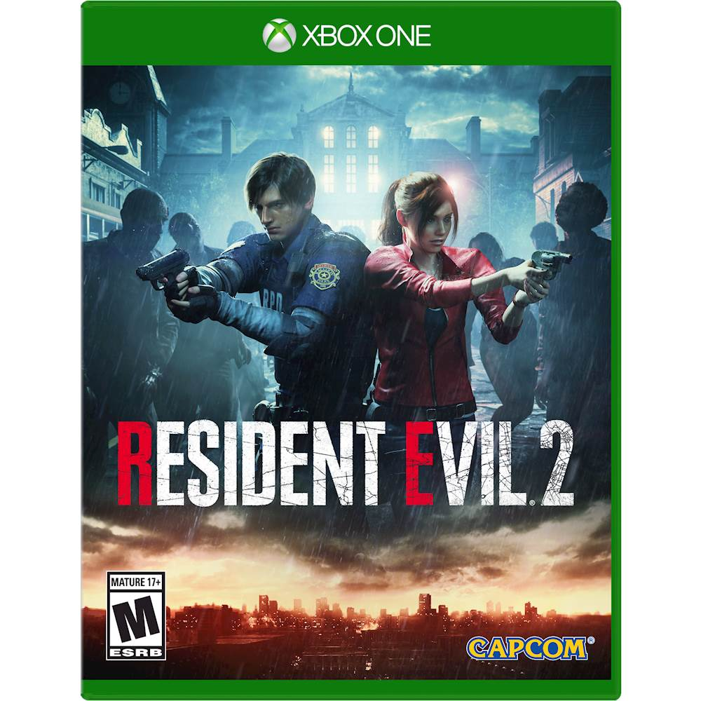 Resident Evil 2 Standard Edition (Xbox One)