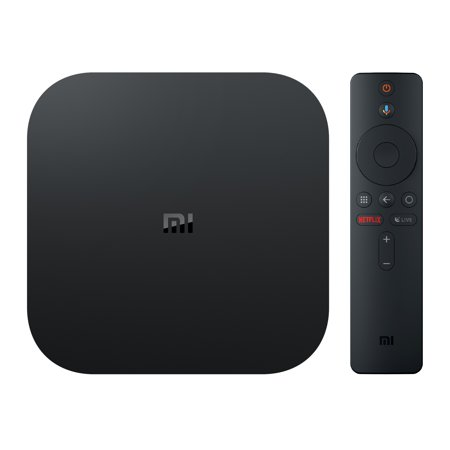 Xiaomi Mi Box S 4K HDR Android TV Streaming Media Player with Google Assistant