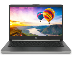 "HP 14 Laptop 14-DQ1  14"" Windows Laptop (Intel Core i5-1035G4 @ 1.10GHz, 4GB DDR4, 128GB SSD, HD Graphics 620)"
